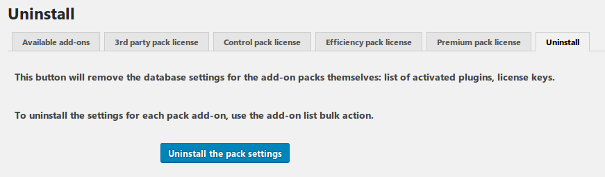 get action pack license keys