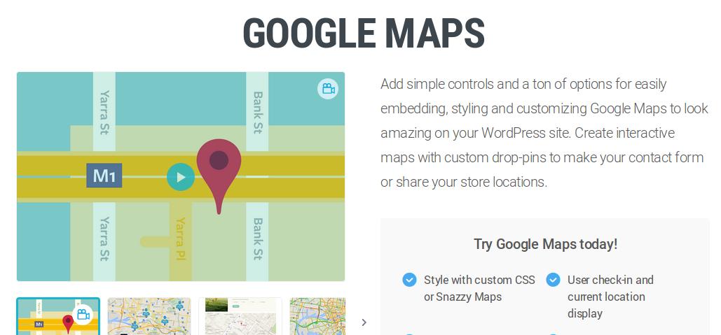 Google Maps Pro   Broadcast